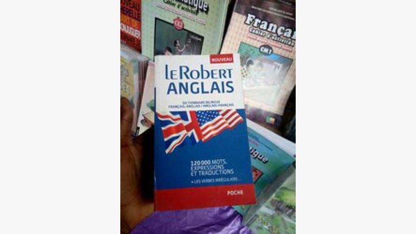 dictionnaire anglais cotonou