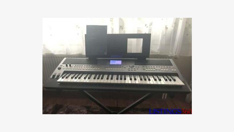 piano yamaha psr s670 bafoussam