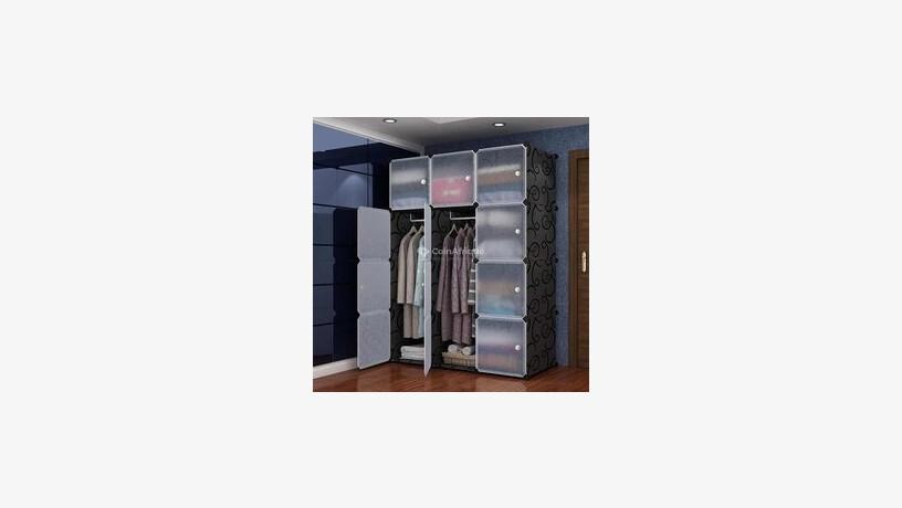 rangement plastique meubles meubles