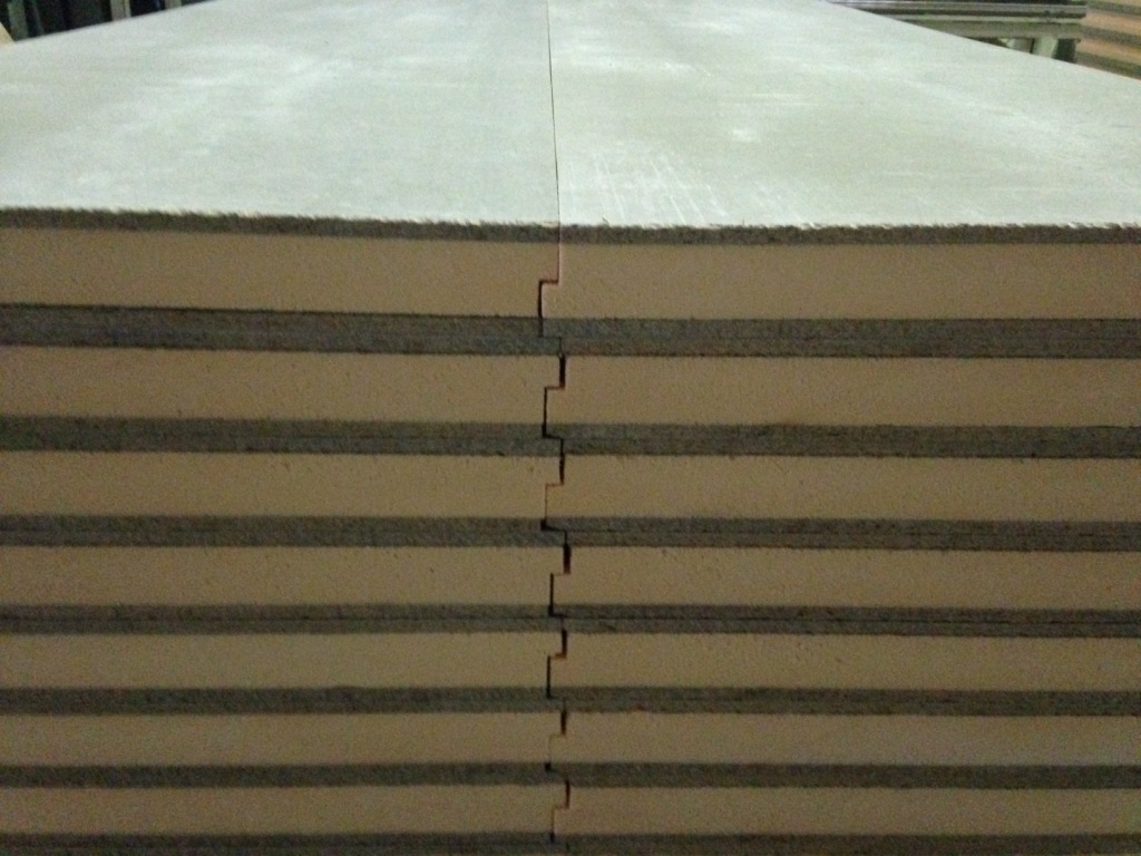 panel sandwich viroc impermeable madera cemento amroc lopezpanel lopanel
