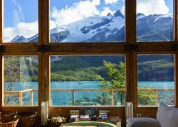 hotel cubierta madera panel sandwich ventana ahorrar calefacción lopanel