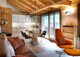 vivienda lujo madera techo lopanel panel