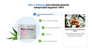 Men's Defence contraindicatii