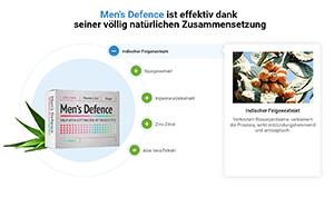 Men's Defence testberichte
