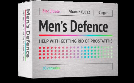 Men`s Defence поръчка
