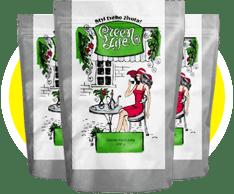 green coffee plus cena