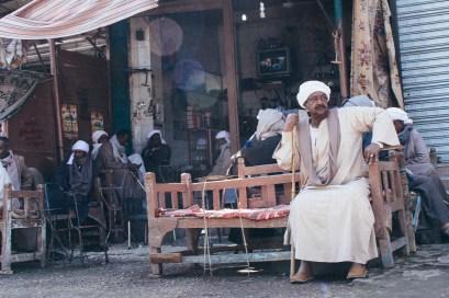 Shisha bar on the street.
