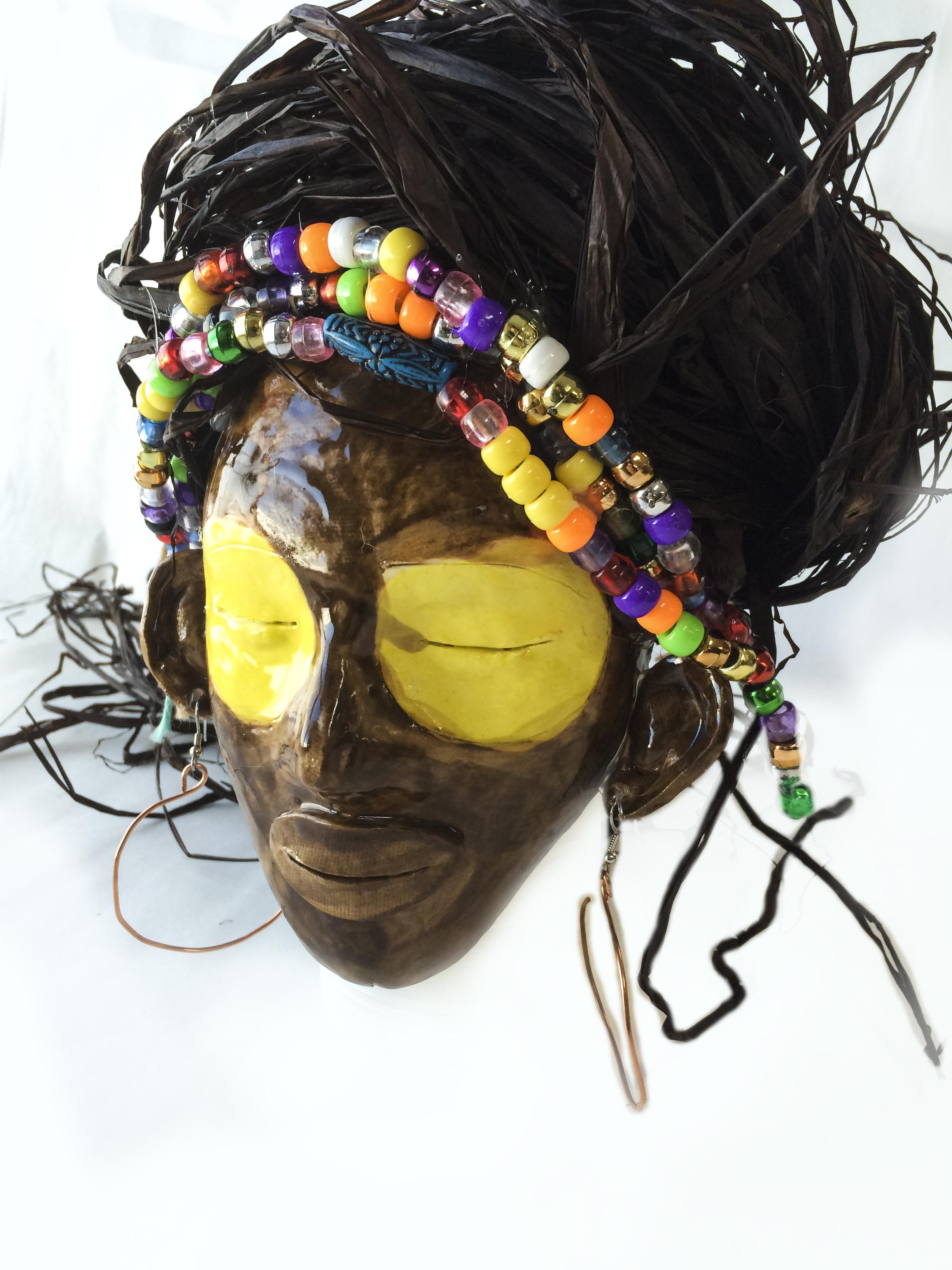 Female Pwo Mask