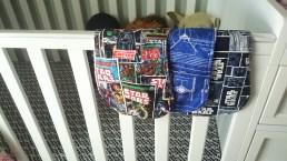 Star Wars Burp Cloths