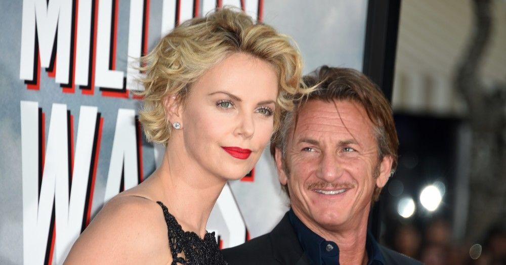 Charlize Theron y Sean Penn ¿boda e hijo? - Internet