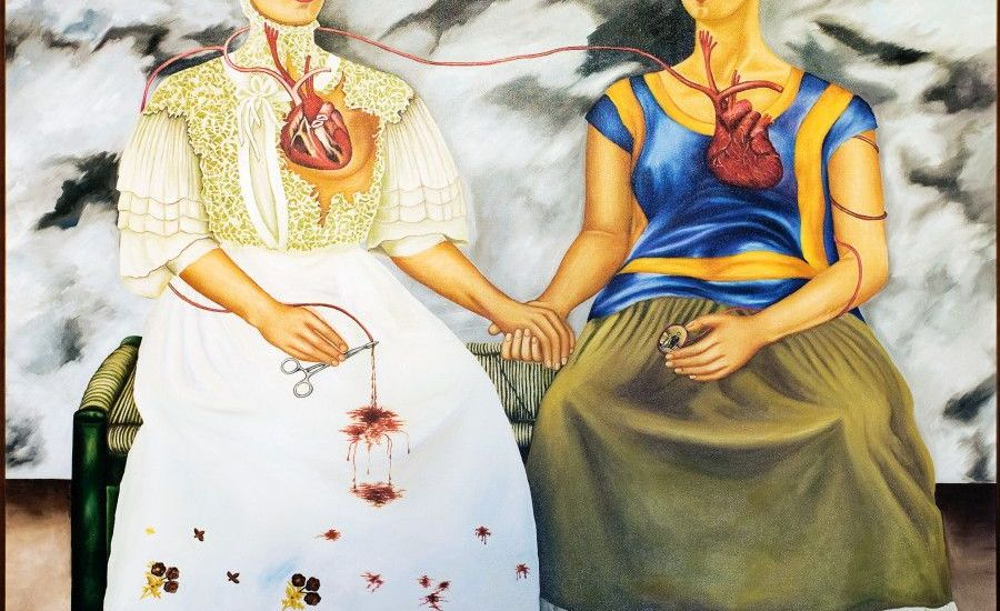 Lotería Nacional e INBA realizan homenaje a Frida Kahlo - foto de Huffington Post
