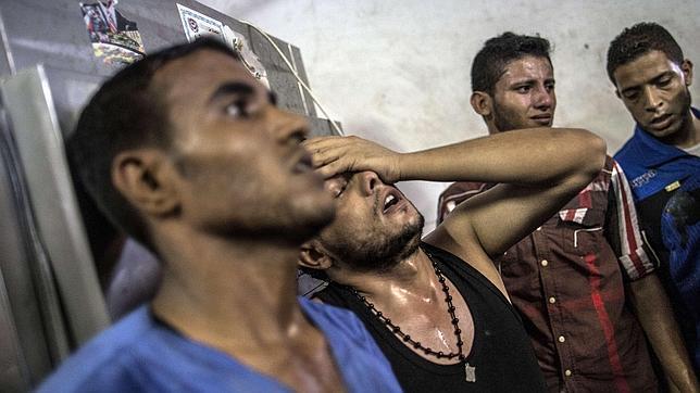 En Gaza no hay ni antibióticos - Foto Reuters