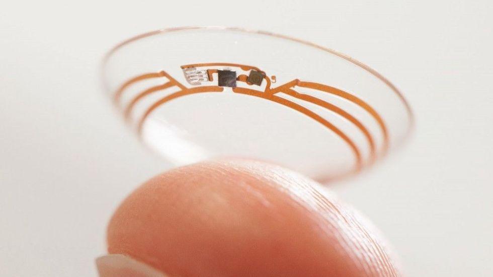 """Google y Novartis crearán lente de contacto """"inteligente"""" - Internet"""