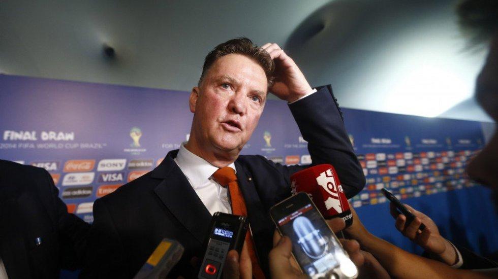 Dirigir al Manchester United, un reto que nunca hubiera dejado pasar: Louis van Gaal - Internet