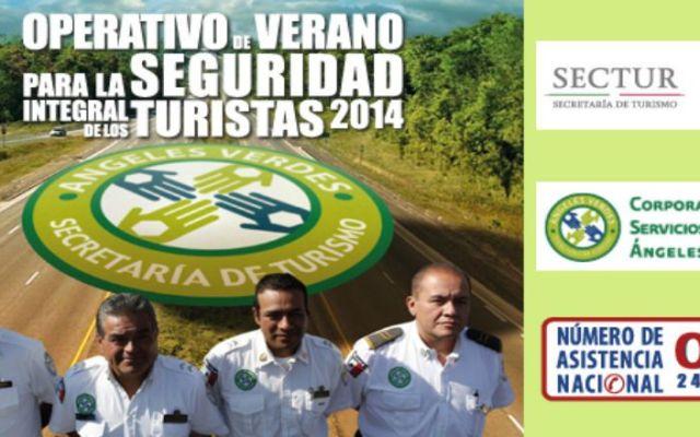 SECTUR anuncia inicio del Operativo Vacacional Verano Seguro 2014 - Foto de SECTUR