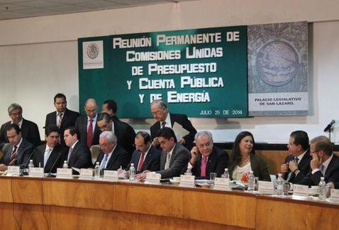 Discuten en San Lázaro leyes energéticas presupuestales - Foto Milenio