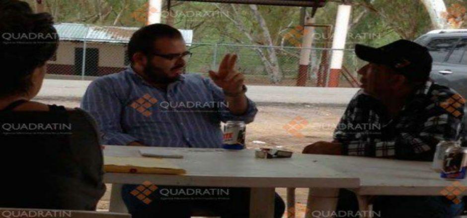 """Hay 3 gobernadores"" en Michoacán: Rodrigo Vallejo a La Tuta - Foto de Quadratin"