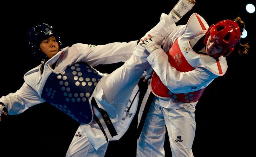 Oro para México en Taekwondo - foto de Proceso