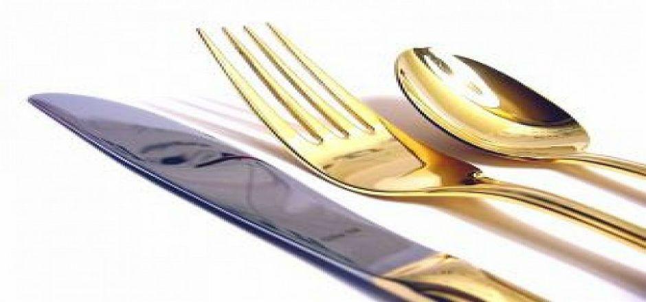 La historia de la cuchara, el cuchillo y el tenedor - Foto de Internet