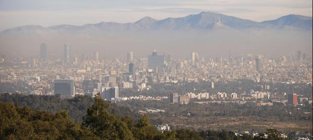 Duplicó AL gases de CO2 en 50 años - Foto de Notimex