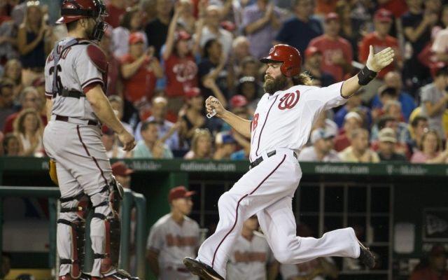 Nacionales de Washington ligan su octava victoria - Fotode AP