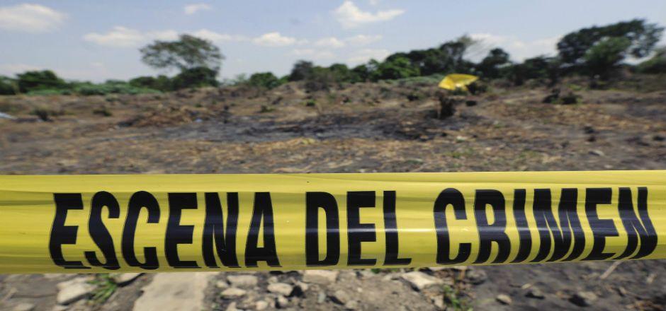 La mitad de muertes violentas, se registran en cinco estados del país - Foto de Diario República