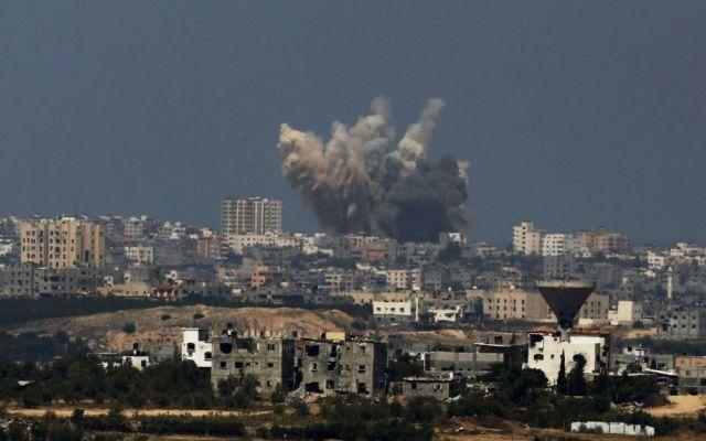 Nueva tregua de 72 horas en la Franja de Gaza - Foto de Reuters