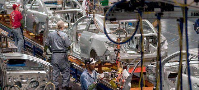 GM recortará personal en Ramos Arizpe - Foto de Internet