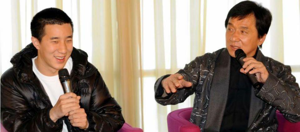 Arrestan en China a hijo de Jackie Chan por posesión de drogas - Foto de New York Daily News