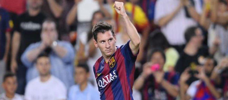 Gana Barcelona a Elche con doblete de Messi - Foto de @fcb_OneTouch