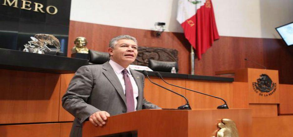 Reforma energética es producto de un gran acuerdo político: David Penchyna - Foto de @senadomexicano