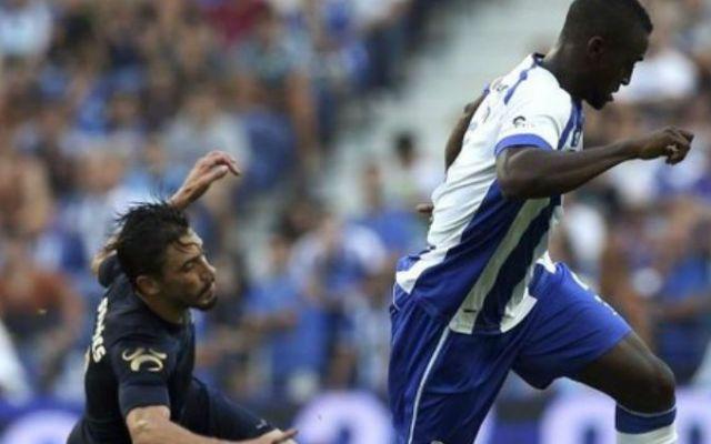 Golea Porto 3-0 a Moreirense - Foto de @futbolcolex
