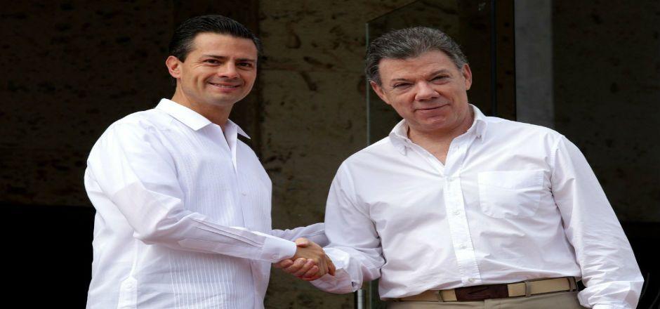 Peña Nieto asistirá a la toma de protesta de Juan Manuel Santos - Foto de Univision