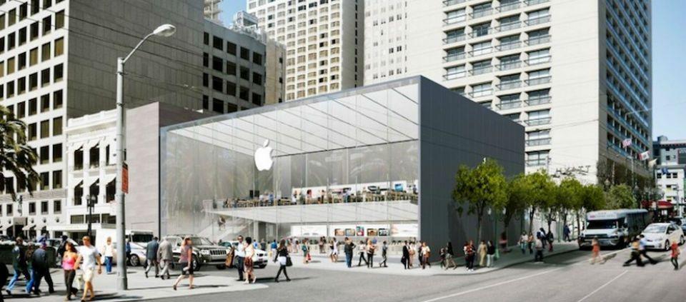 Caen bolsas de Nueva York a pesar de anuncio de Apple - Foto de Internet