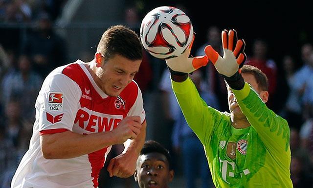 Gana Bayern Múnich 2-0 al Colonia - Foto de La República