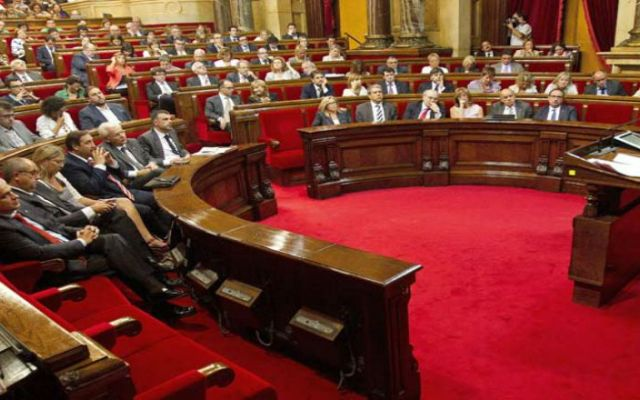 Cataluña aprueba referéndum sobre independencia - Foto de rtve.es
