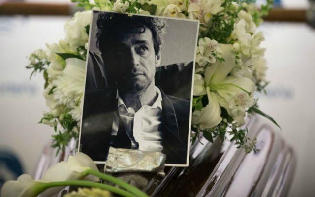 Velan a Gustavo Cerati durante más de 12 horas en Argentina - Foto de BBC