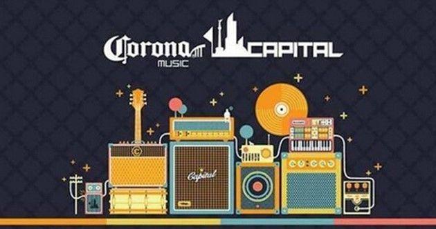 Revelan programa del Corona Capital 2014 - Foto de Facebook