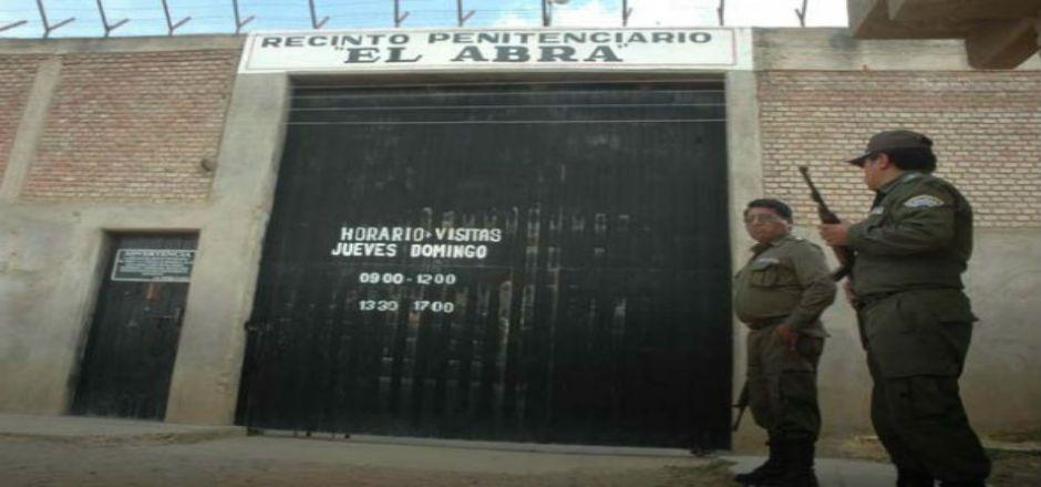 Balacera en cárcel de Bolivia deja 4 muertos - Foto de lostiempos.com
