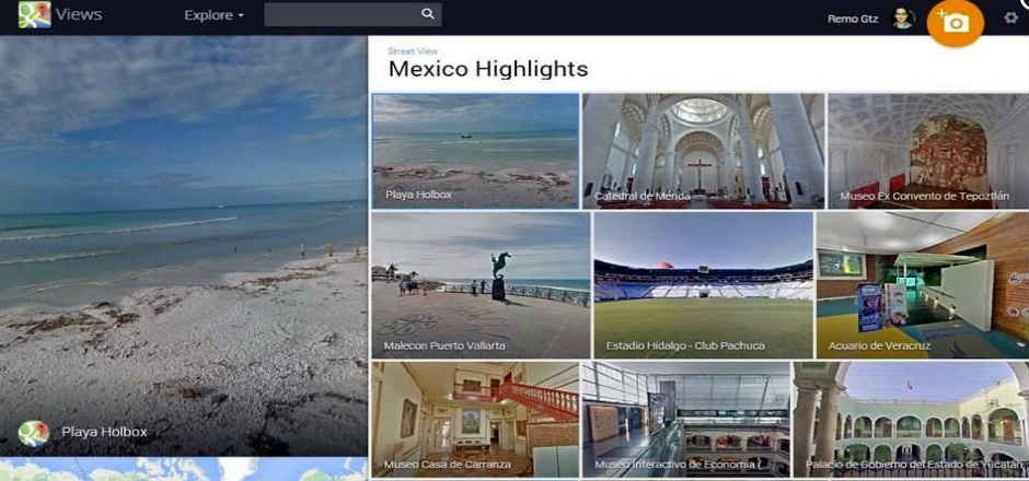 Street View de Google agrega 60 lugares en México - Foto de Reforma