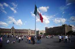 Historia del Zócalo capitalino - La Plaza de la Constitución y su trascendencia