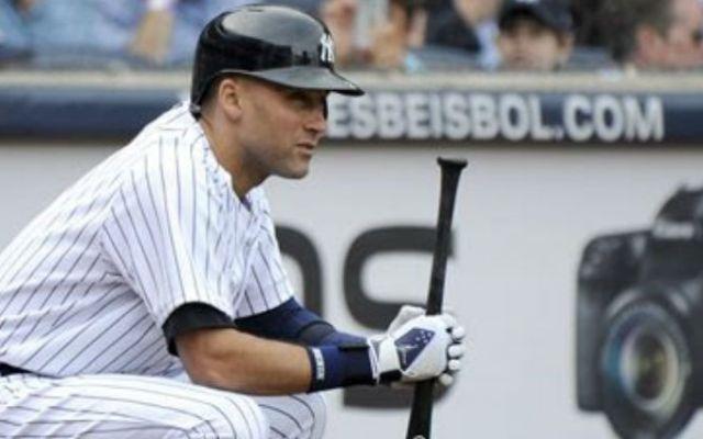 Jeter sin playoff en temporada de retiro - Foto de AP