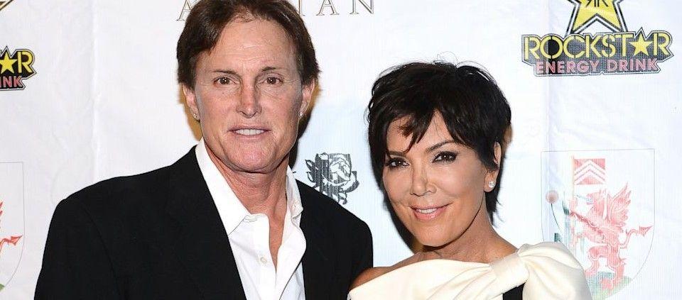 Se divorcian Kris y Bruce Jenner, madre y padrastro de Kim Kardashian - Foto de ABC News