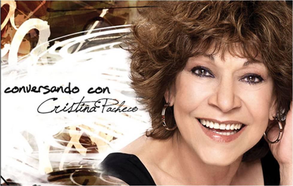 Cristina Pacheco festejará mañana su cumpleaños 73 - La periodista y escritora Cristina Pacheco