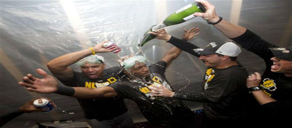 Piratas se embarcan rumbo a la postemporada - Foto de AP