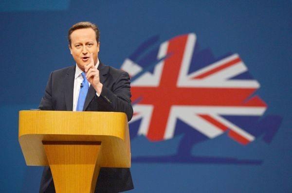 David Cameron propone nueva fuerza multinacional de la OTAN - Primer ministro David Cameron