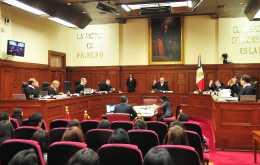 SCJN declara válido proceso legislativo de Reforma Electoral - Sesión SCJN