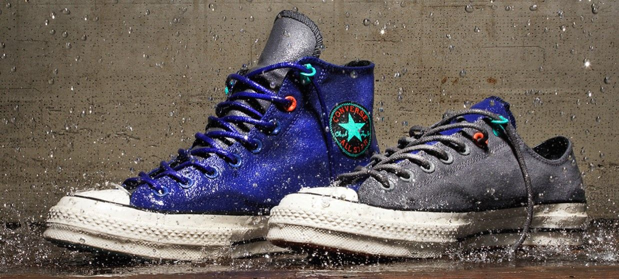converse impermeables