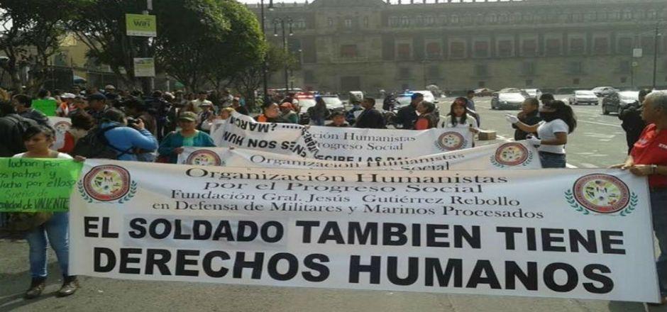 Concluirá en seis semanas informe de Caso Tlatlaya: CNDH - Foto de Boletín México