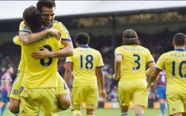 Chelsea sigue invicto tras vencer al Crystal Palace - Foto de @chelseafc